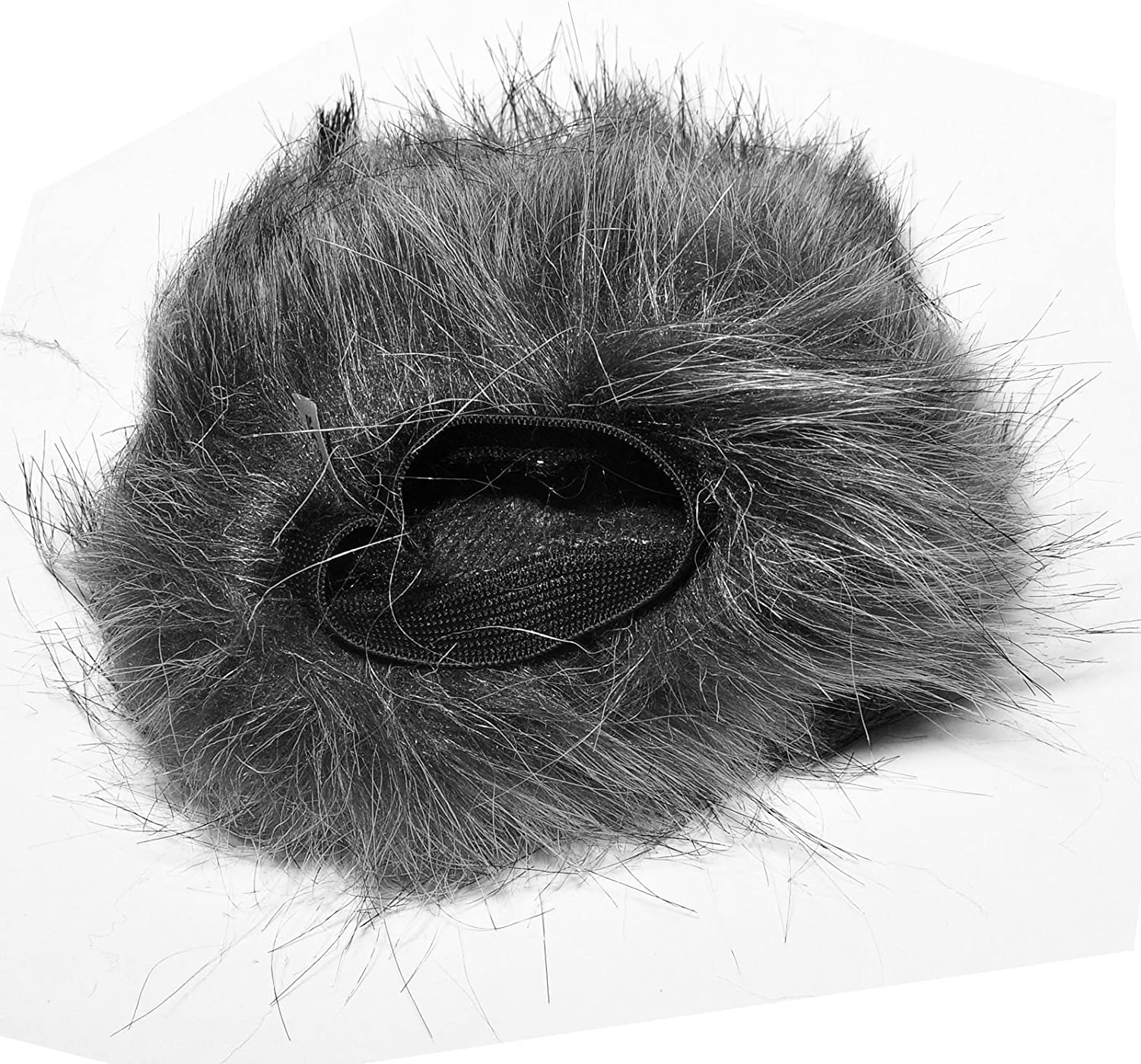 Fomito EN-14 Outdoor Microphone Furry Windscreen Muff for ZOOM H1 Voice Recording Shotgun Recorder