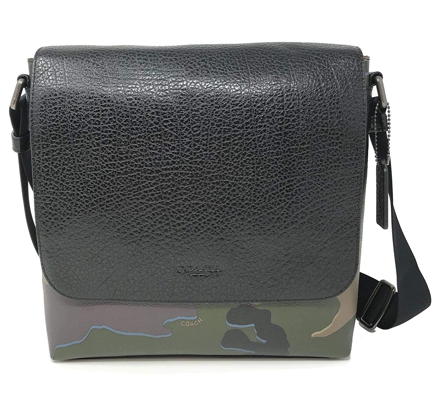 39c7a69d Coach Men's Charles Messenger Bag Camo