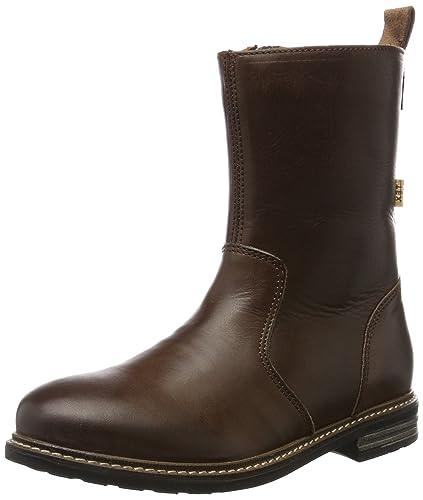 Bisgaard Tex Boot, Bottes Courtes avec Doublure Chaude Fille - Brun (303 Brown) - 39 EU