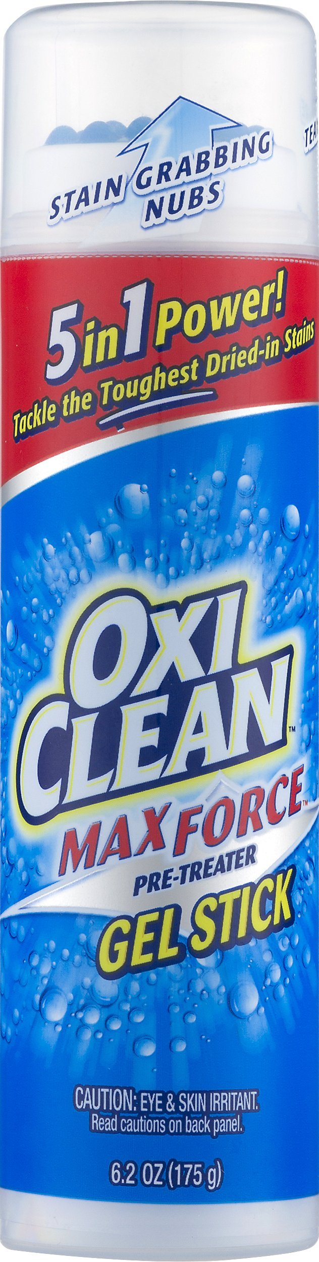 OxiClean Max Force Gel Stick, 6.2 Oz (Pack of 12) by OxiClean (Image #1)