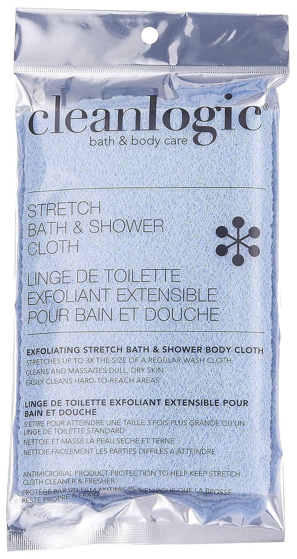 3 SIMPLY SPA Stretch Exfoliating Wash Cloths Bath Shower Body Scrub NEW!!!