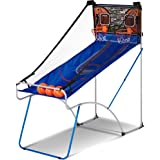 MD Sports Ez Fold 2 Player Basketball Game with 8 Electronic Game Options