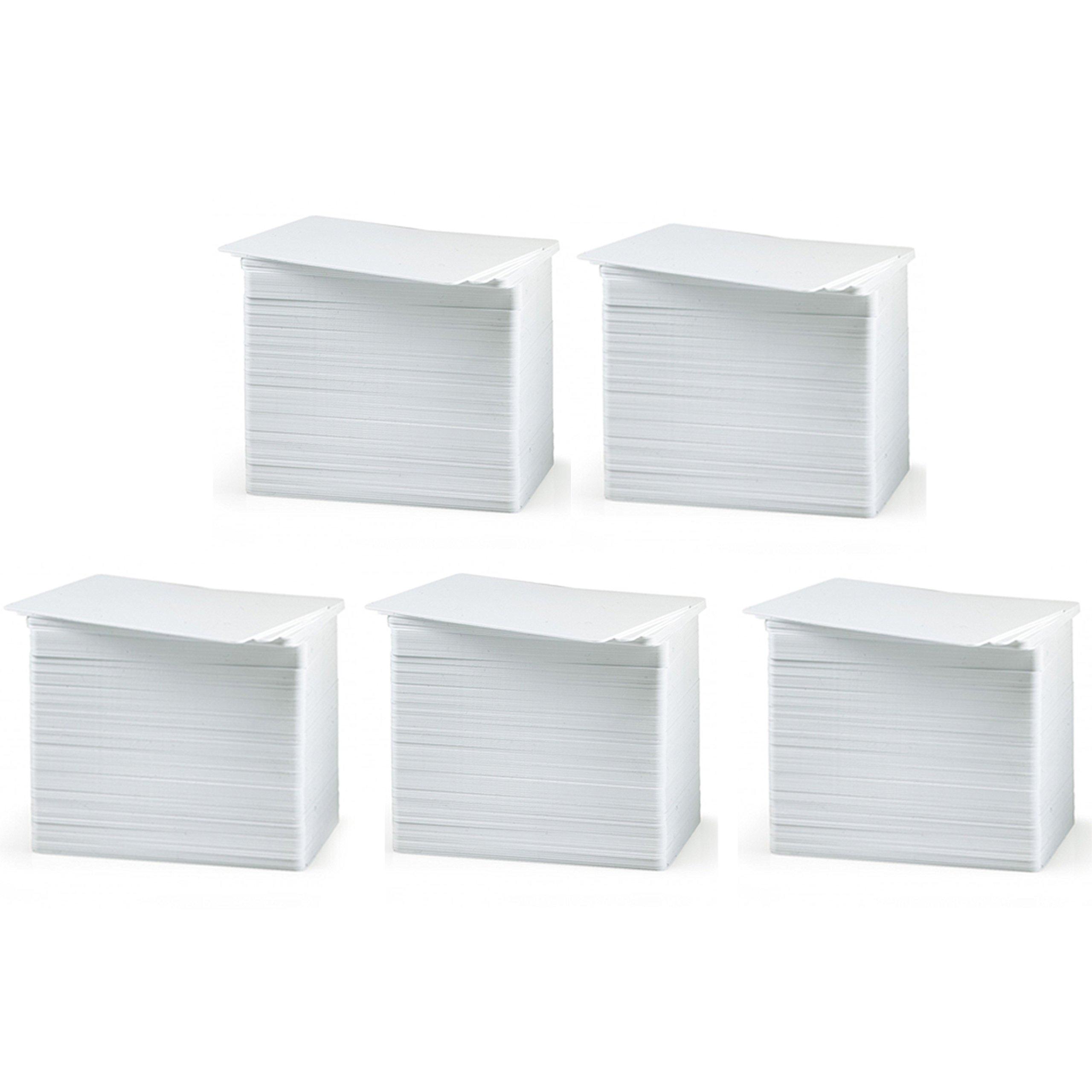 Bodno Premium CR80 30 Mil Graphic Quality PVC Cards - 500 Pack