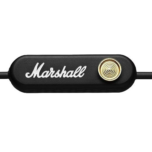 Amazon.com: Marshall Minor II Bluetooth In-Ear Headphone, Black - NEW: Electronics