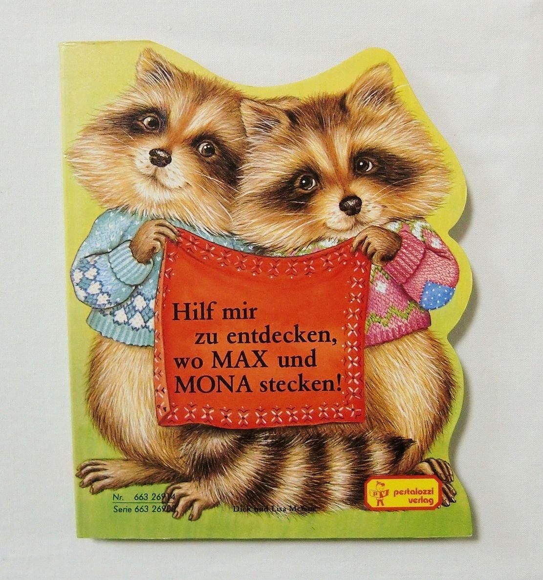 Hilf mir zu entdecken, wo Max und Mona stecken: Amazon.de: Bücher