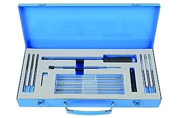 Laser 6646 Bujía de Incandescencia cepillo Kit de limpieza: Amazon.es: Coche y moto