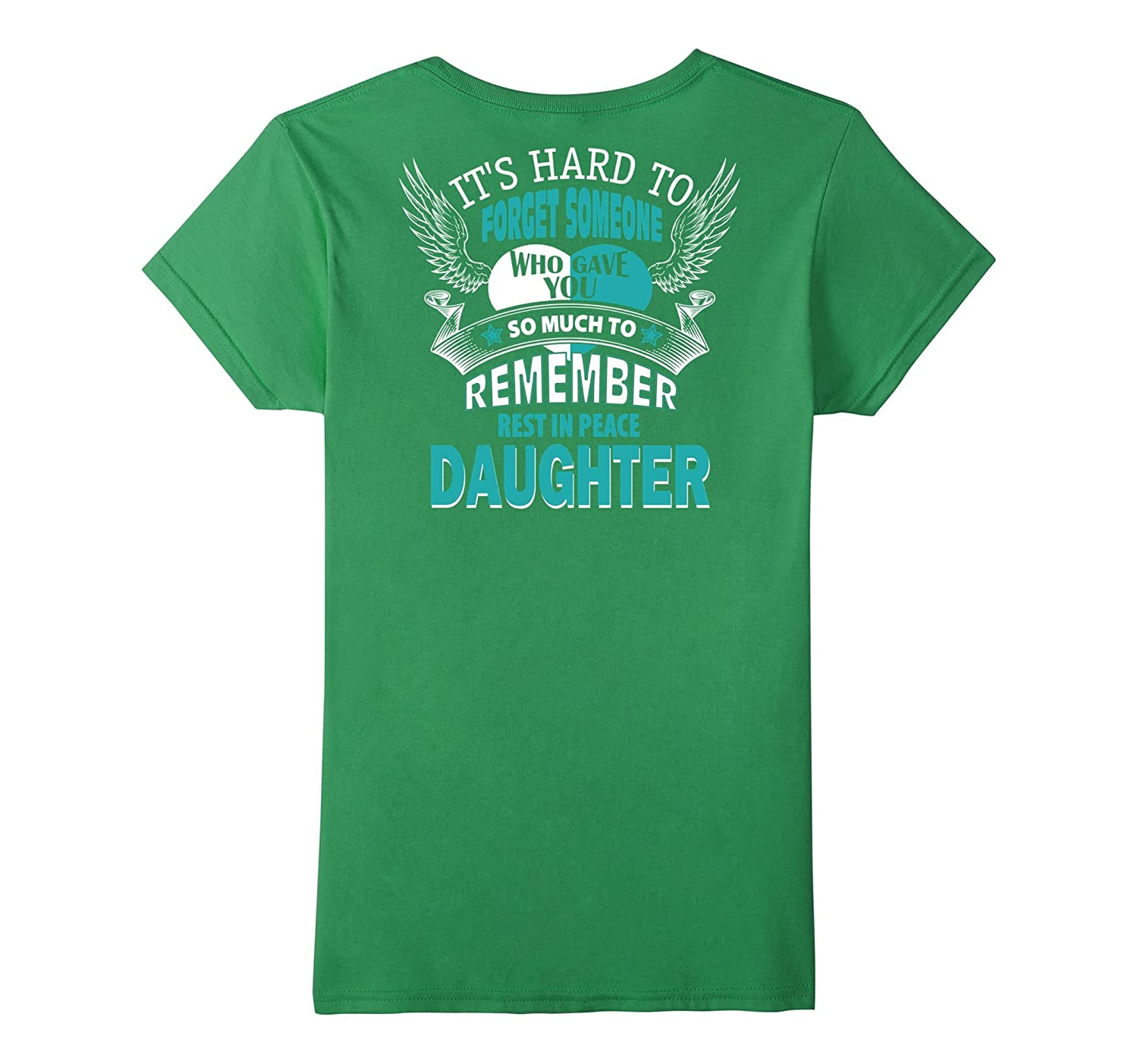 It's Hard To Forget Someone Rip Daughter