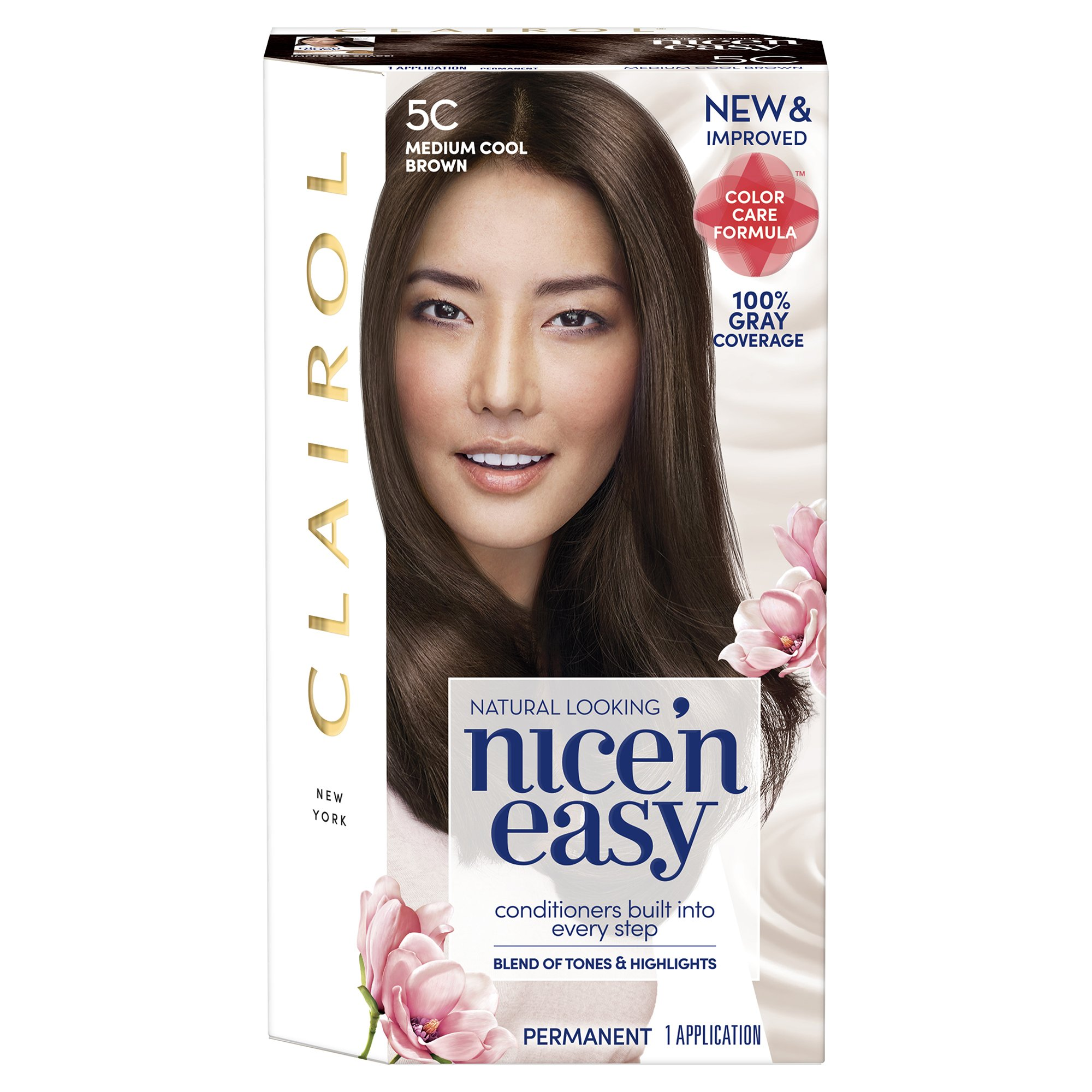 Amazon Clairol Nice N Easy Hair Color 117d5c Medium Cool