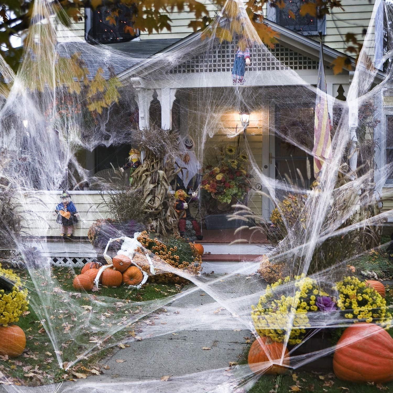 Stretch Spiderwebs