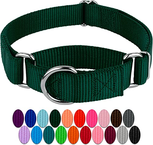Country-Brook-Petz-Martingale-Heavy-Duty-Nylon-Dog-Collar