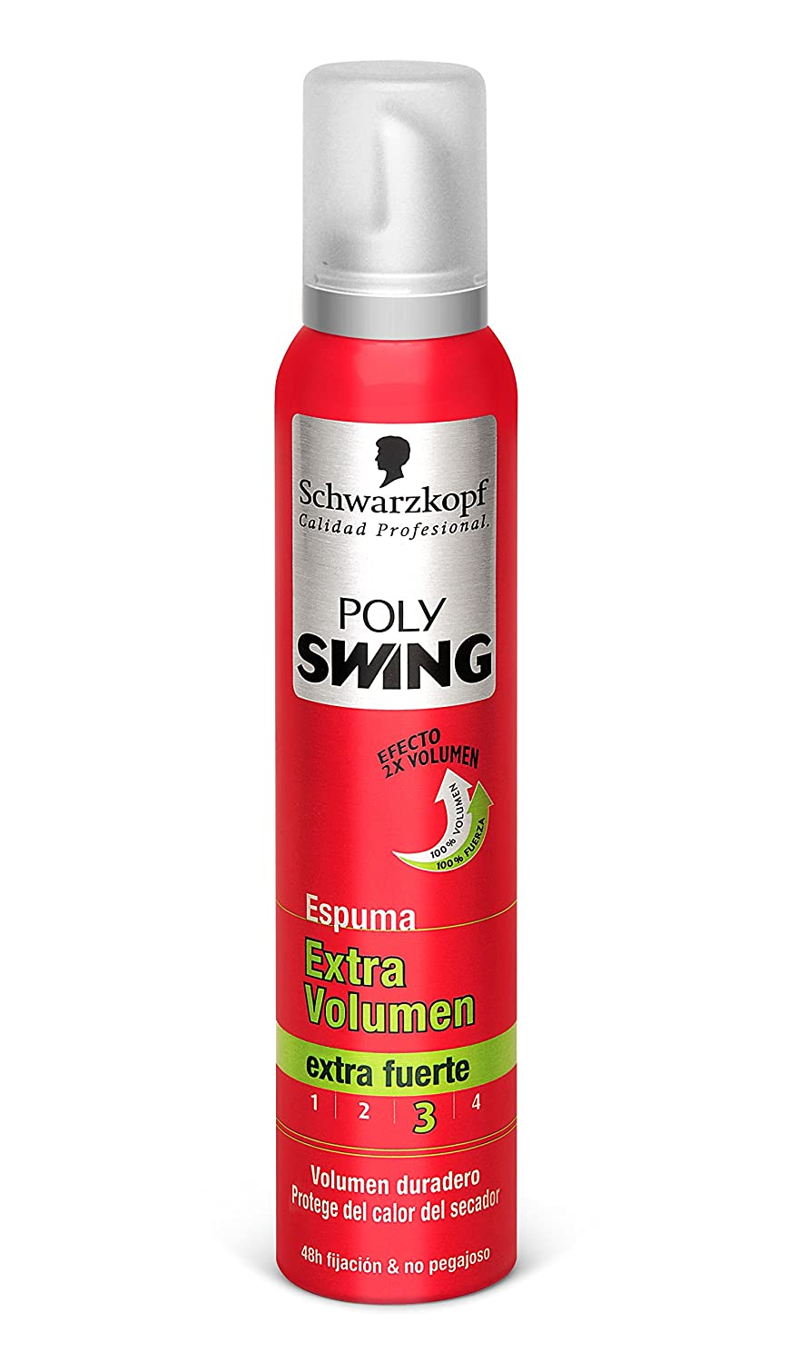 Poly Swing Espuma Extra Volumen - 200 ml Henkel 8410020646096