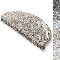 casa pura Teppich Läufer Sundae | Meterware | Teppichläufer für Wohnzimmer, Flur, Küche usw. | Kuschlig Weich | mit Stufenmatten Kombinierbar