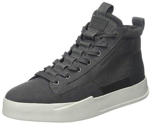G-STAR RAW Rackam Core Mid, Zapatillas Altas para Hombre: Amazon.es: Zapatos y complementos