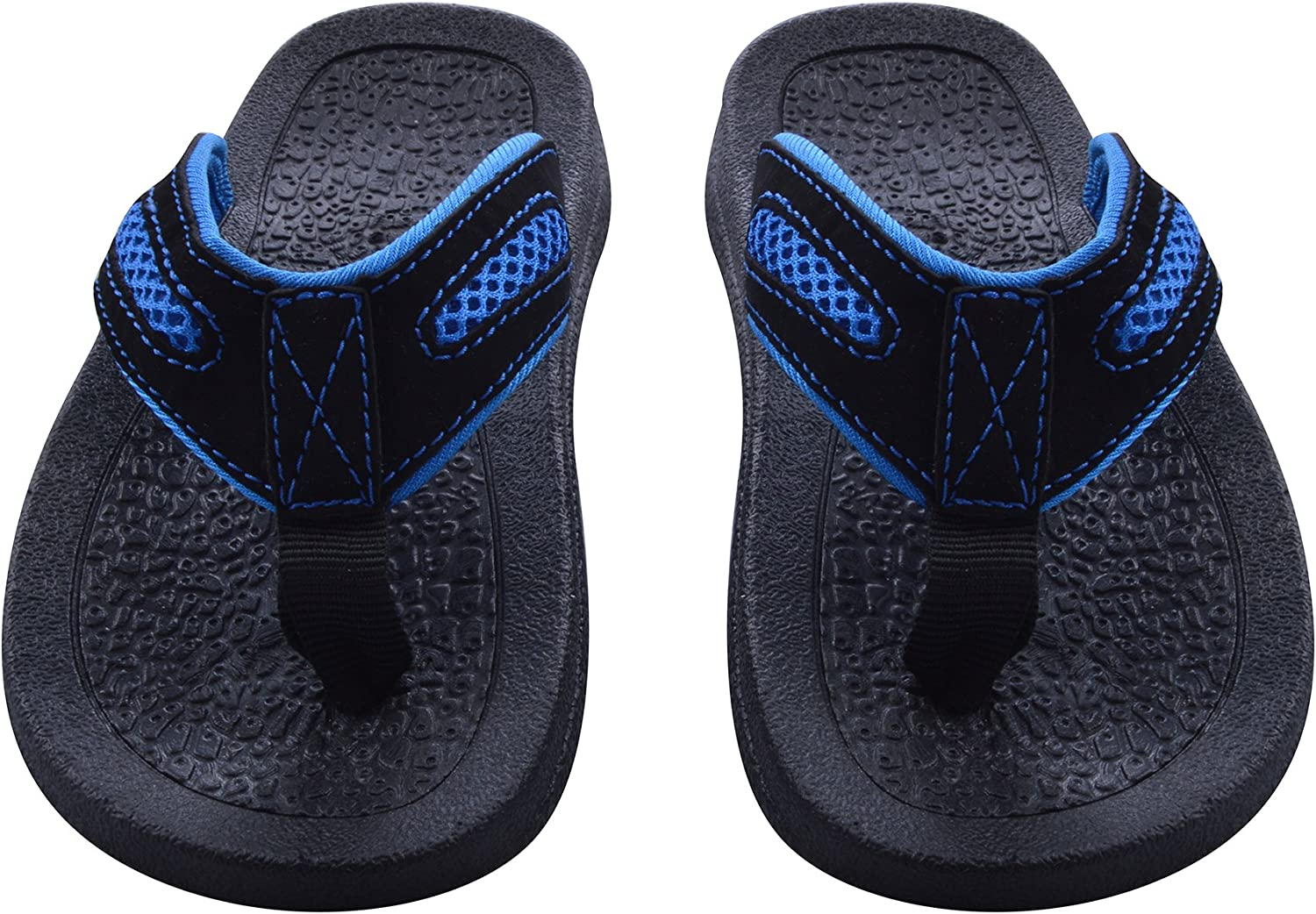 Skysole Boys Rugged Sandals with Thong Straps