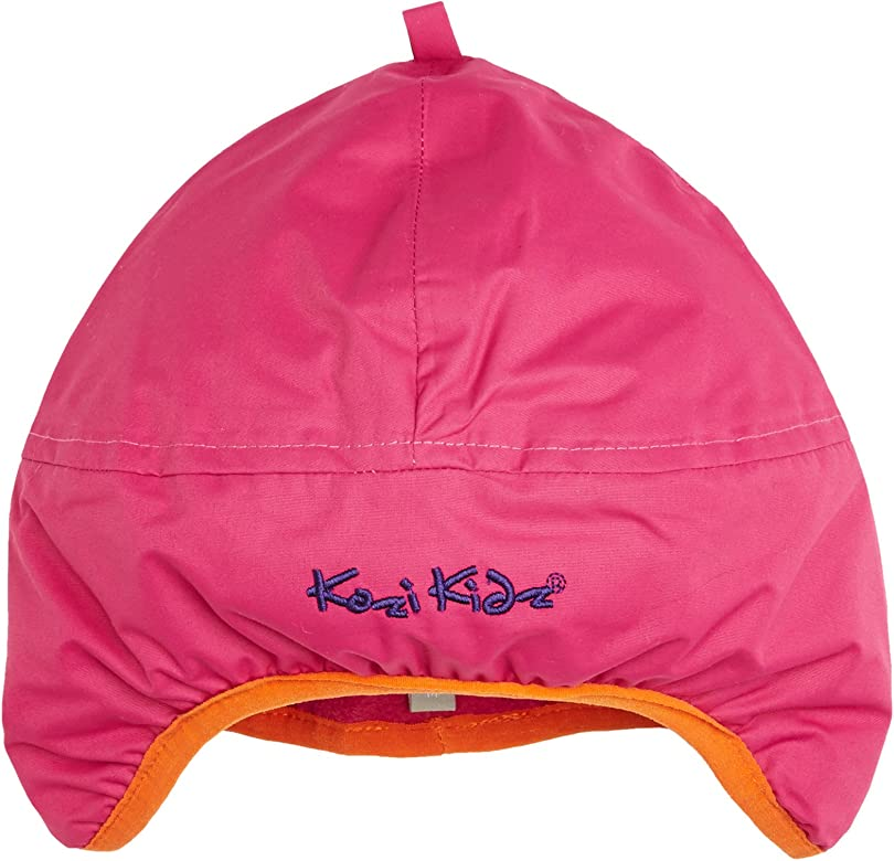 Kozi Kidz Girls Early Years Waterproof Rain Hat