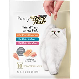 Purina Fancy Feast Cat Treats