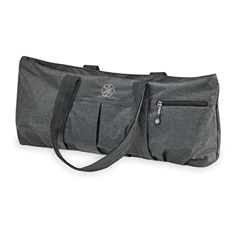 e51acde59c Amazon.com   Gaiam All Day Yoga Tote Yoga Mat Bag