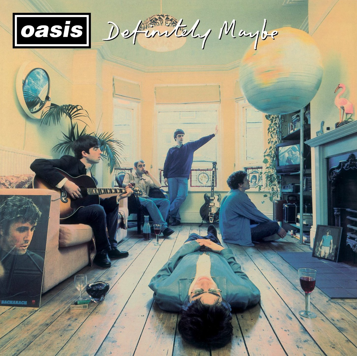 Definitely Maybe / Oasis