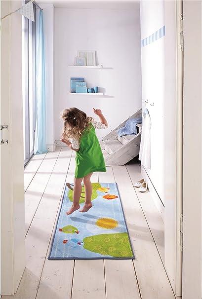 Haba Tapis Enfants / pour chambre d\'enfants Petit Oiseau pas ...
