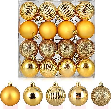 27x Christbaumkugeln Weihnachtskugeln Christbaumschmuck Kugeln Weihnachten