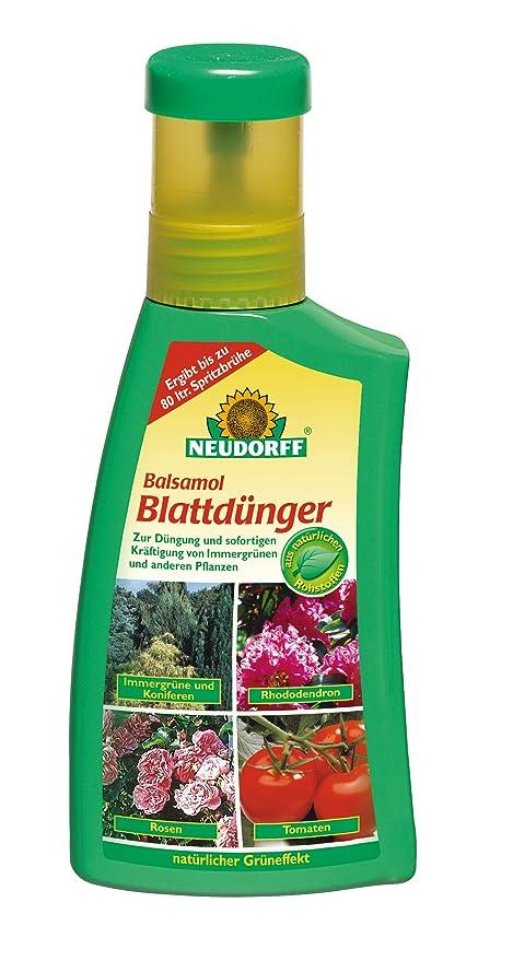 Neudorff balsamol – Hojas abono – 250 ml coníferas de Abono líquido:, orgánico &