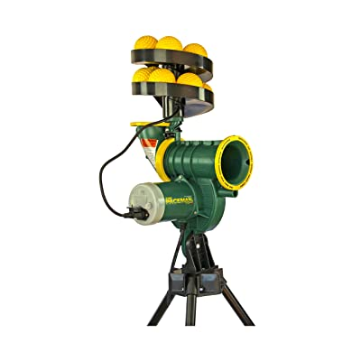 Net World Sports Paceman Original S2 Cricket Bowling Machine - The Best Way To Master The Art Of Batting [Net World Sports]