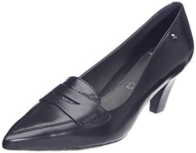new styles 7850d 96a70 Daniel Hechter Women's 0592 Pumps Black 3.5 UK: Amazon.co.uk ...