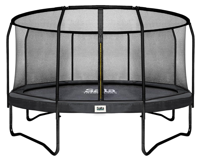 Salta 12 ft 366 cm Premium Edition Combo Trampolin (schwarz)