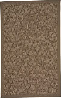 product image for Llano-Umber Cafe 9' x 12' Rectangle Machine Woven Rug