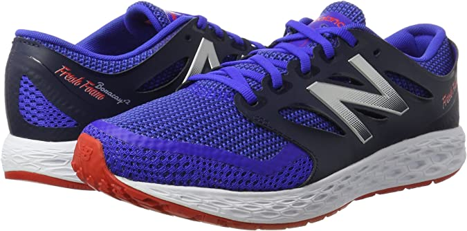 New Balance Zapatillas Azul EU 42 (US 8.5): Amazon.es: Zapatos y ...