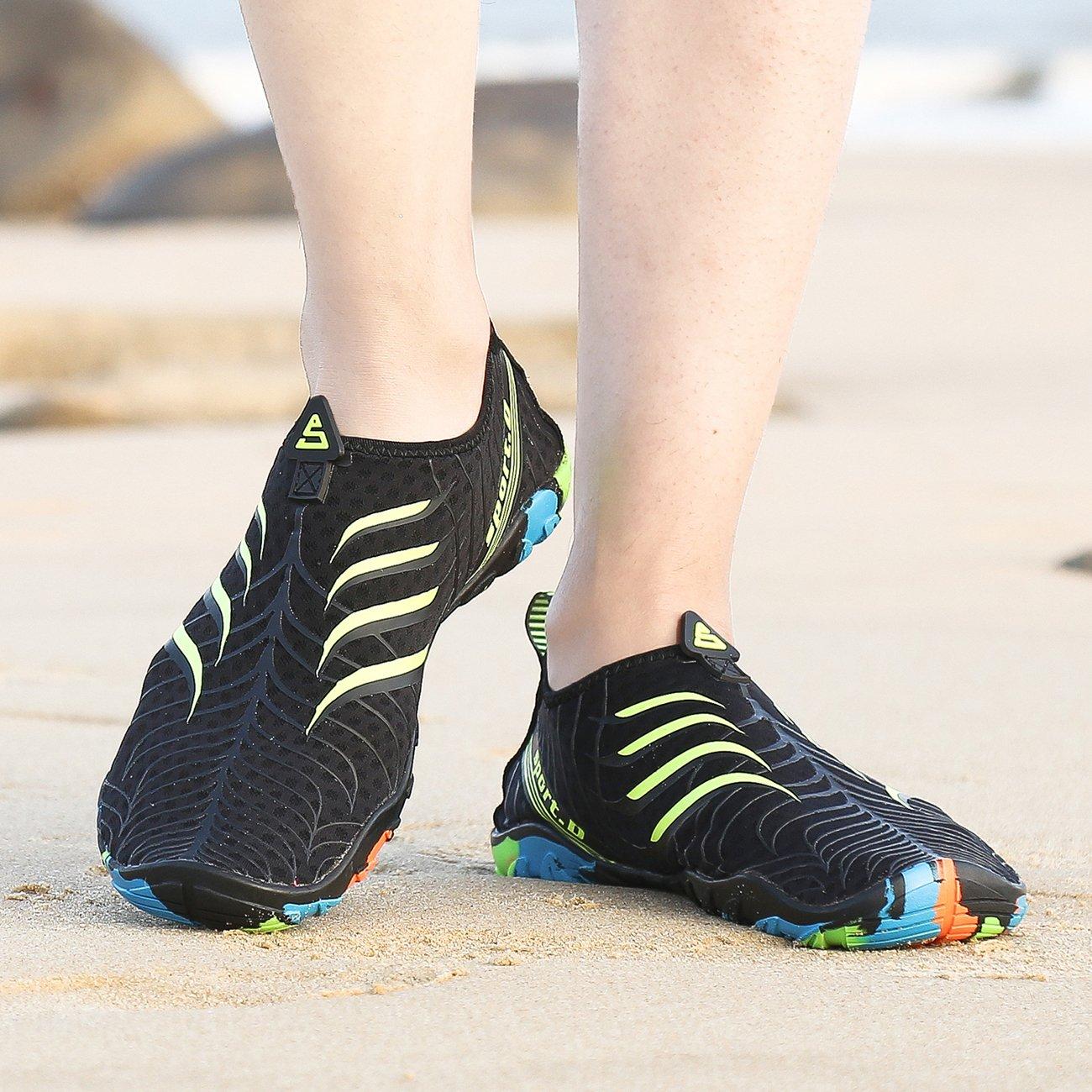 Unisex Zapatos de de de Agua Escarpines Hombre Verano Calzado EN Playa 971f83