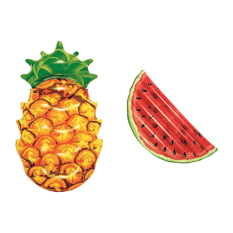 Bestway Fruit Float Assortment, en diseño Fruta Colchón de Aire ...