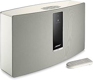 Bose SoundTouch 30 wireless speaker, works with Alexa, White