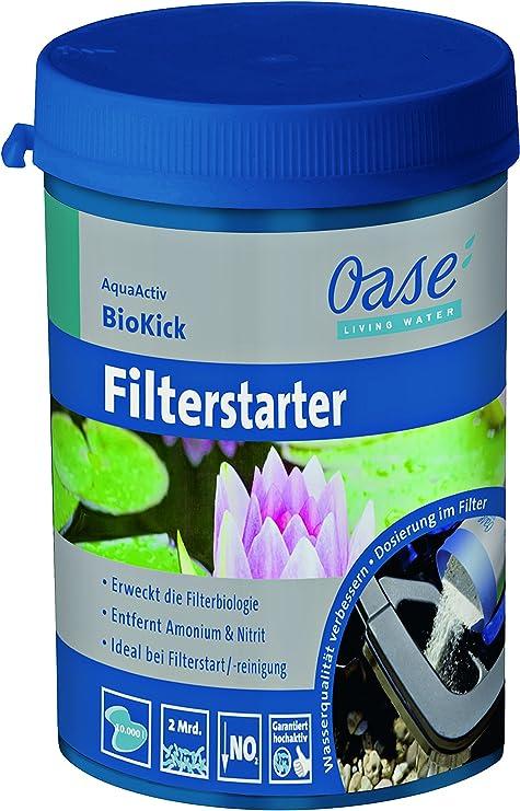 Oase AquaActiv BioKick Purificador de Agua, 200 ml, Plateado ...