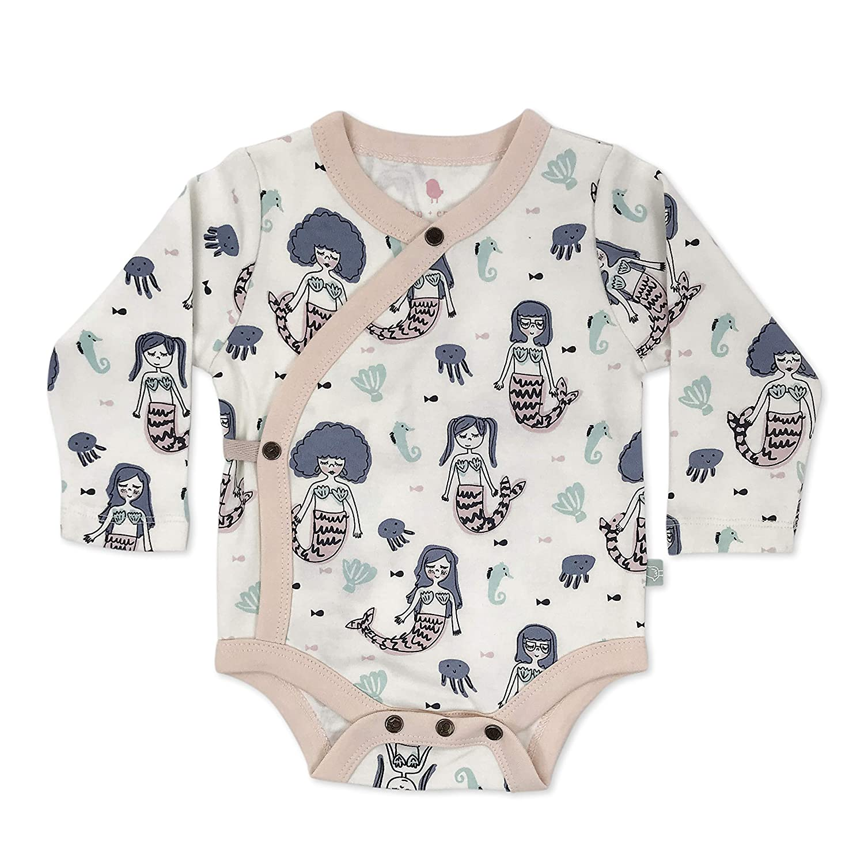 Double Exposures Unisex Baby Bodysuits Long Sleeve 100/% Cotton