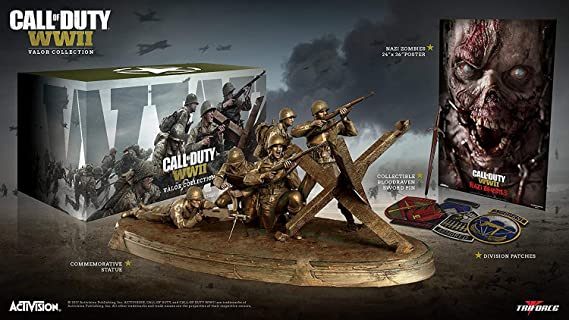 Call of Duty: WWII Valor Collection (Game NOT included) (PS4