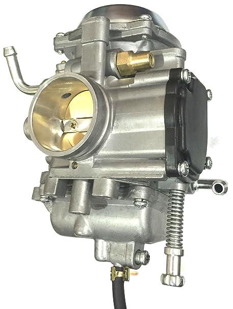 amazon com: zoom zoom parts new carburetor fits polaris magnum 325 2x4 4x4  atv quad carb 2000-2002 free fedex 2 day shipping: automotive