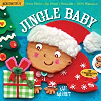 Indestructibles: Jingle Baby [Idioma Inglés]: Chew Proof · Rip Proof · Nontoxic · 100% Washable (Book for Babies…