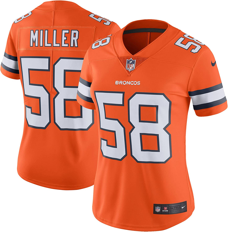 Medium Von Miller Denver Broncos Color