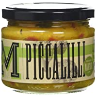 Manfood Chunky Piccalilli  Pickles 300 g (Pack of 3)