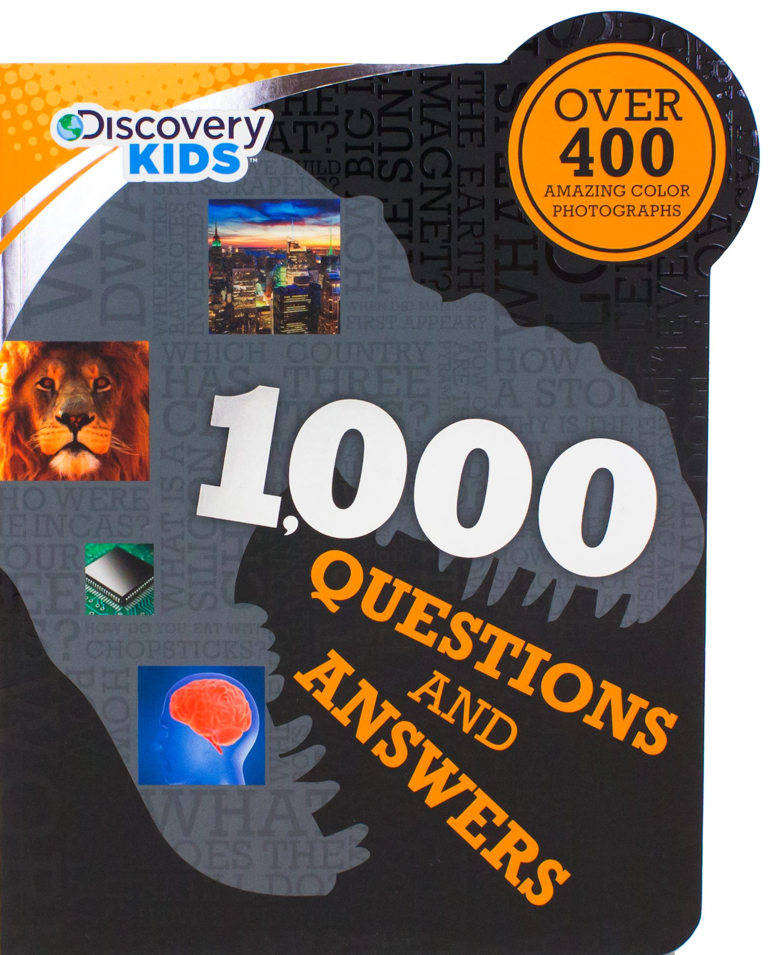 Questions & Answers (Discovery Kids): Parragon Books: 9781472311535:  Amazon.com: Books