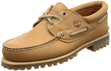 Authentics 3-Eye Classic Lug A1JSA: Natural Horween Latigo