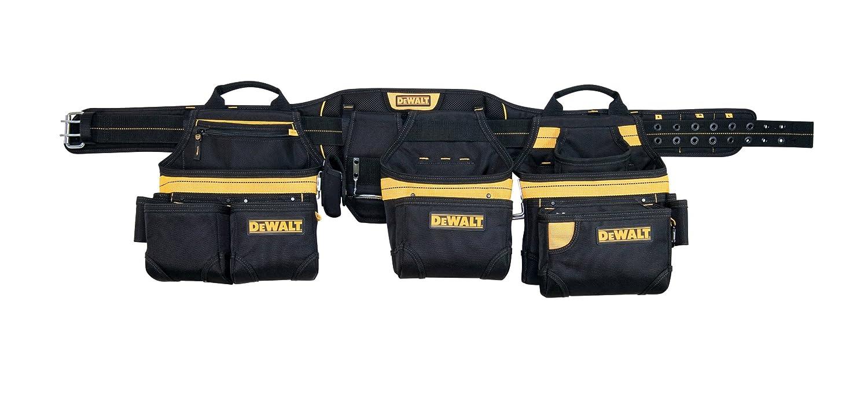 dewalt dg5650 31 pocket professional carpenters pro combo apron tool belt tool aprons amazoncom