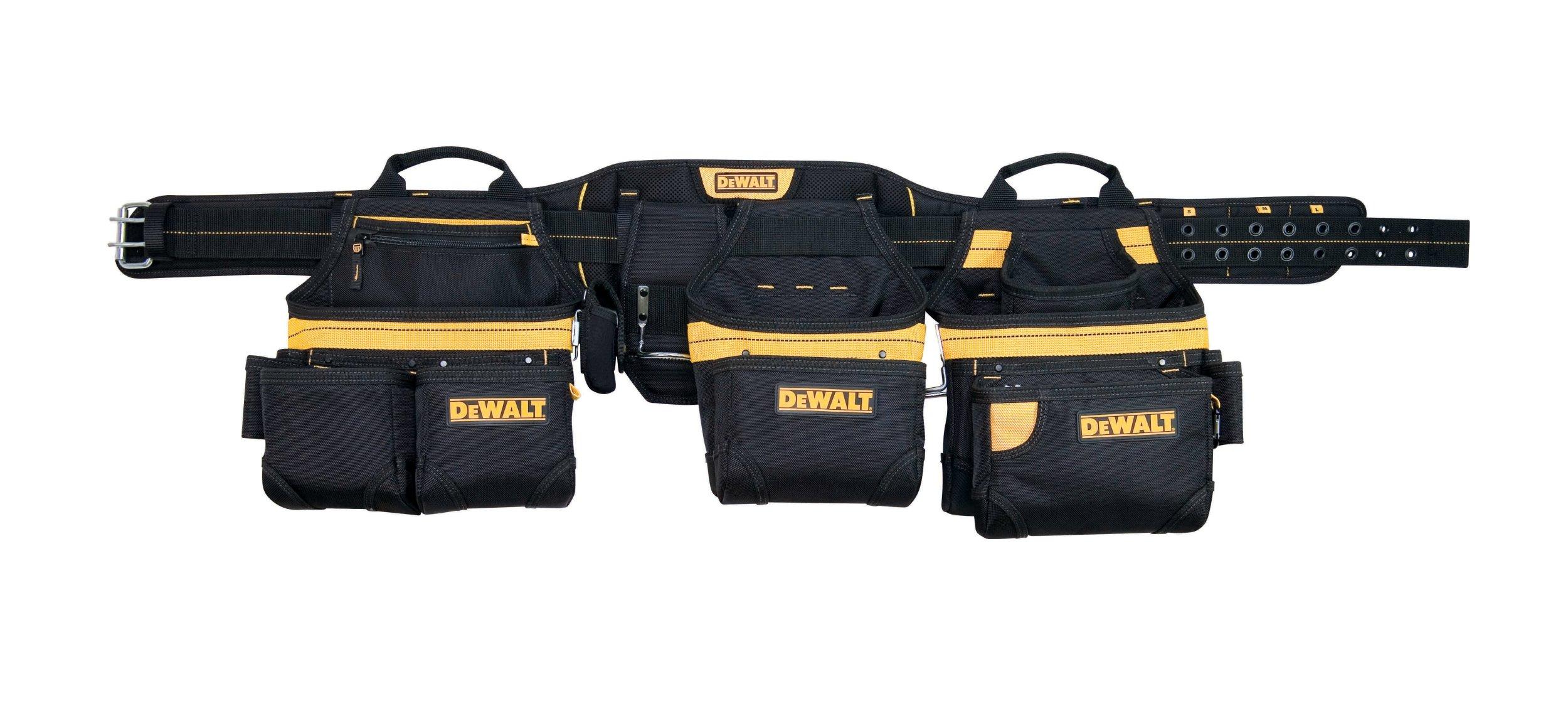 DEWALT DG5650 31-Pocket Professional Carpenter's Pro-combo Apron Tool Belt by DEWALT