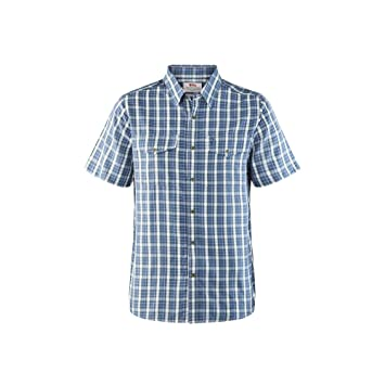 c8565c19567 Fjällräven Men's Abisko Cool Shirt Ss M: Amazon.co.uk: Sports & Outdoors