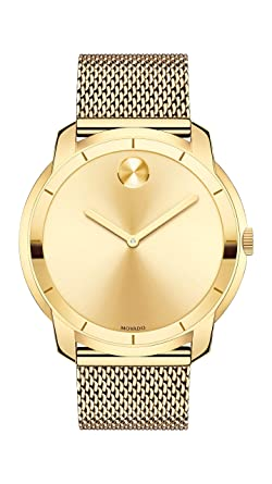 1baee49dc Image Unavailable. Image not available for. Color: Movado Women's BOLD Thin  ...