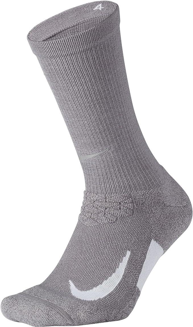 Nike Men`s Spark Wool Cushioned Crew Running Socks 1 Pair