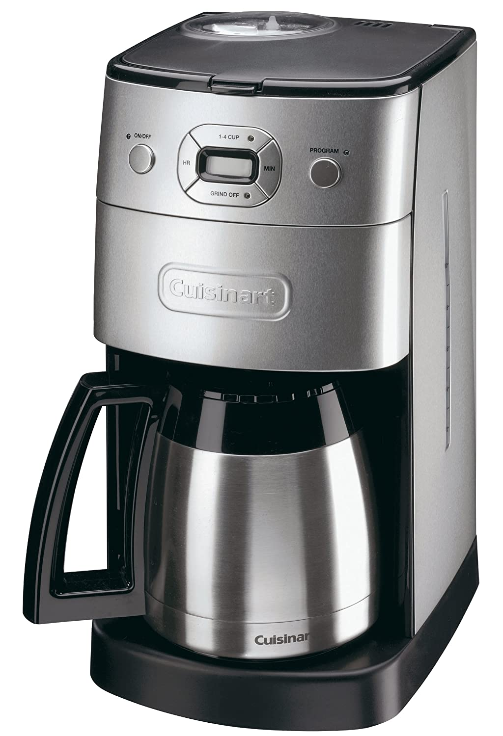Cuisinart DGB650BCU Grind and Brew Automatic Filter Coffee Maker Coffee grinder Coffee_Machines Small_Appliances Thermal carafe