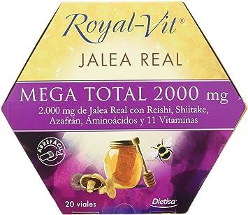 Oferta amazon: Dietisa - Royal-Vit - Jalea Real - Mega Total 2000 mg