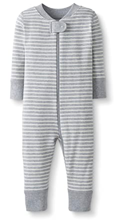 Moon And Back By Hanna Andersson Baby/Toddler One Piece Organic Cotton Footless Pajamas by Moon And+Back+By+Hanna+Andersson